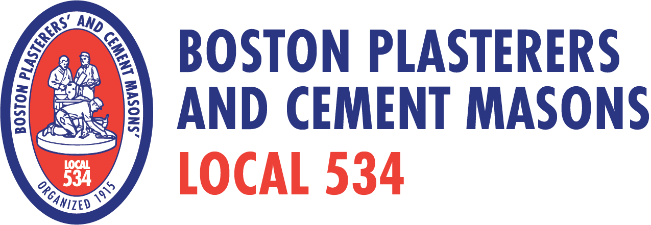 Boston Plasterers and Cement Masons Local 534